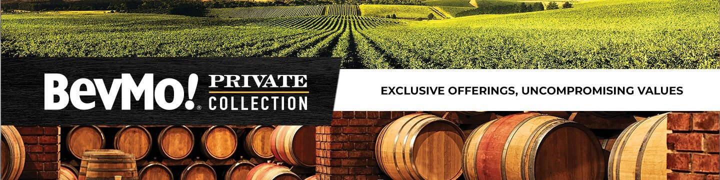 Introducing BevMo! Private Collection