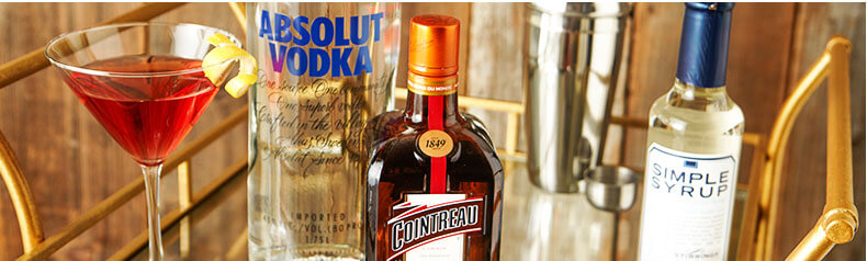 6 Essential Bottles for Every Bar Cart